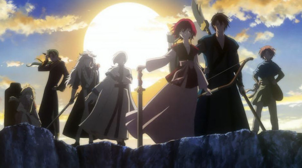 Most Frustrating Anime Endings Yona of the Dawn anime cliffhanger