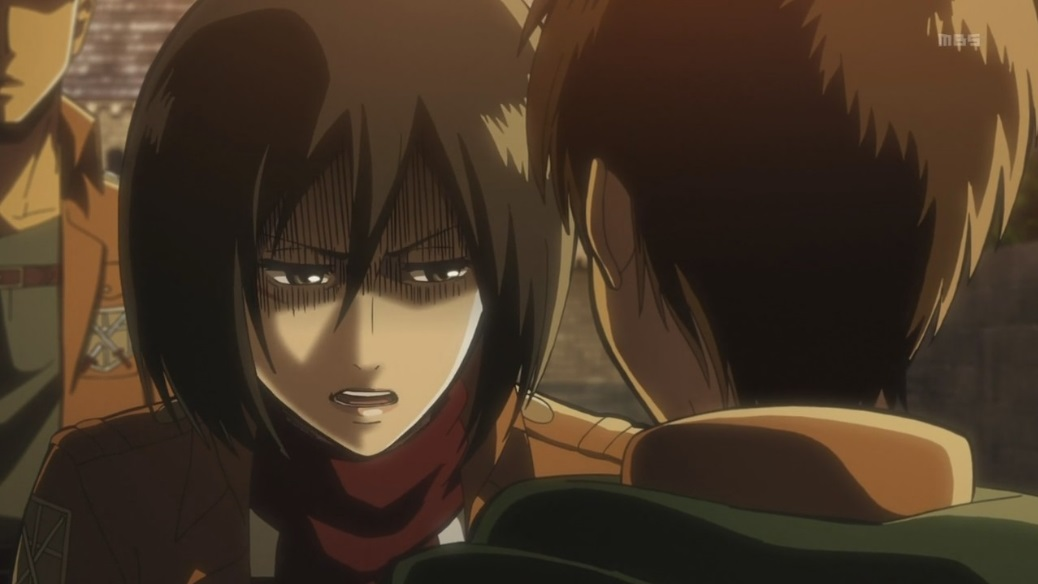 What does yandere mean? Mikasa Ackerman Attack on Titan yandere definition