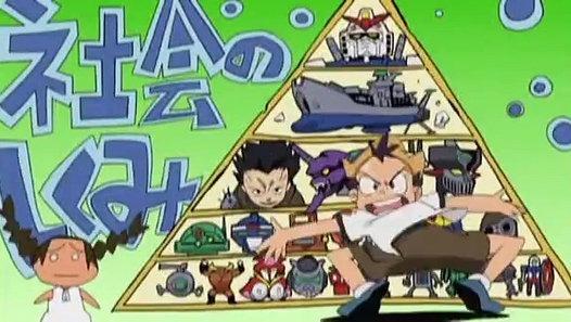 Magical Shopping Arcade Abenobashi Anime