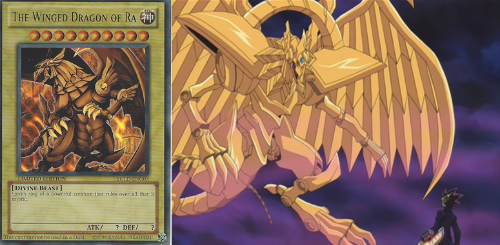 Yu☆Gi☆Oh! Duel Monsters_Winged
