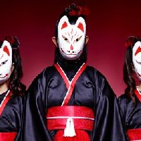 What Does the Fox Say? The Meaning Behind the Kitsune Mask