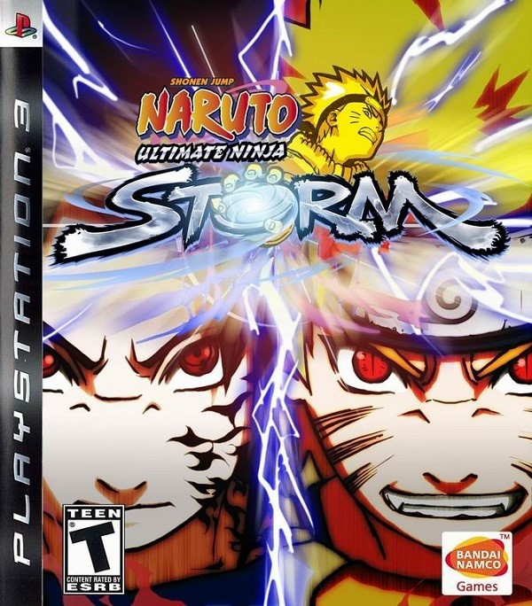 Naruto ultimate ninja storm is one of the best naruto games ever dattebayo!
