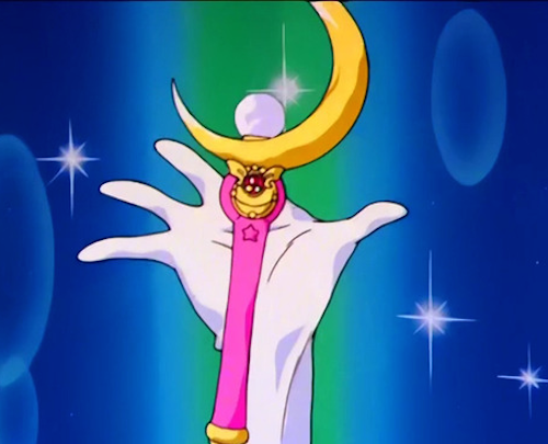 Sailor Moon, Moon Stick 1