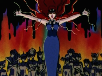 Sailor Moon, Dark Kingdom 1