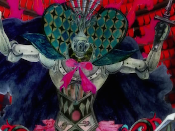 Madoka Magica, Witch 1