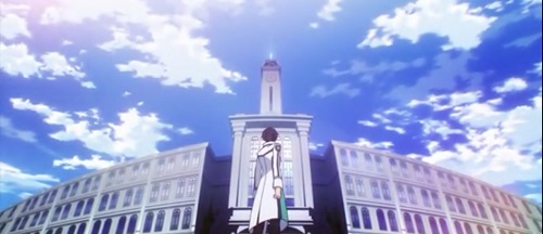 National Magic University First Affiliate High School, Mahouka Koukou no Rettousei, Anime School