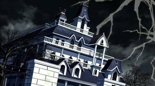 Youkai Academy, Rosario to Vampire, Anime School