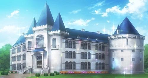 Fleurir Confectionery School, Bonjour♪Koiaji Pâtisserie, Anime School