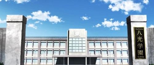 Hachimitsu Private Academy, Prison School, Anime School