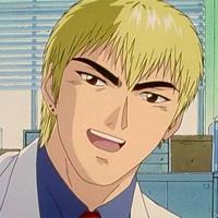 Great Teacher Onizuka - Eikichi Onizuka