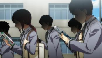 Assassination Classroom - students