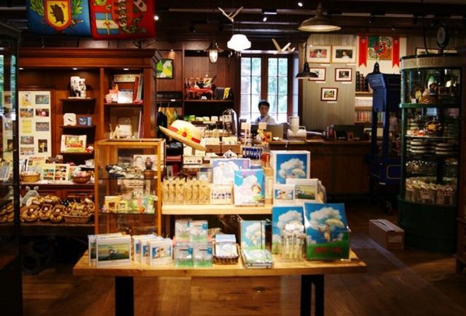 studio ghibli museum mitaka station