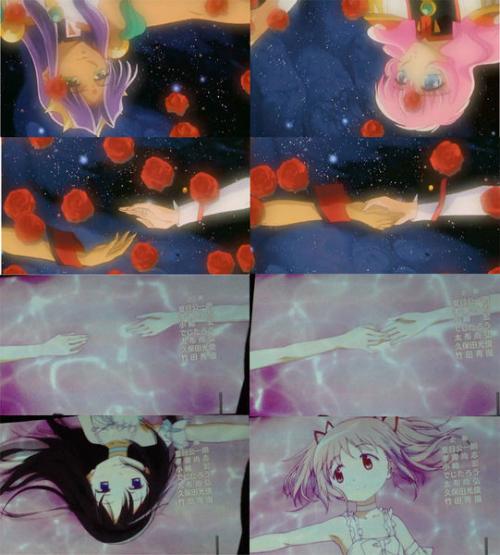 revolutionary girl utena, Mahou Shoujo Madoka☆Magika, puella magi madoka magica, madoka kaname, homura akemi