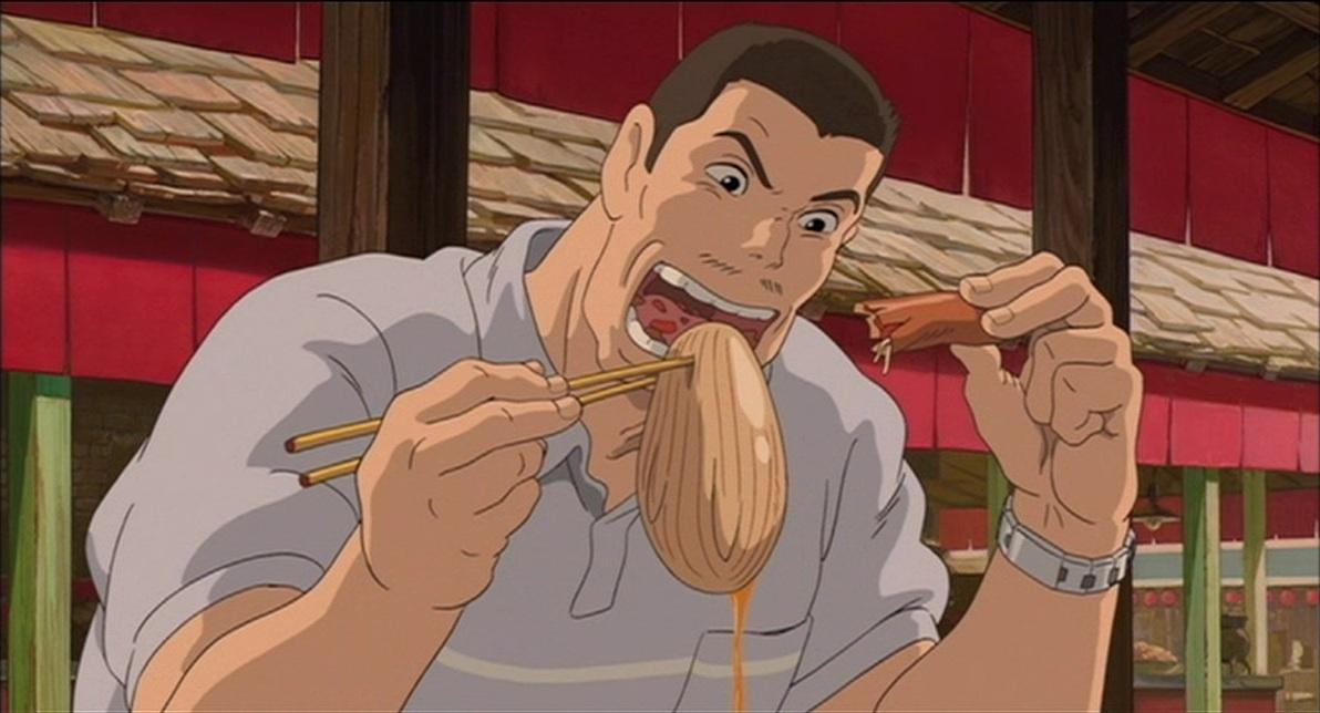 Chihiro dad