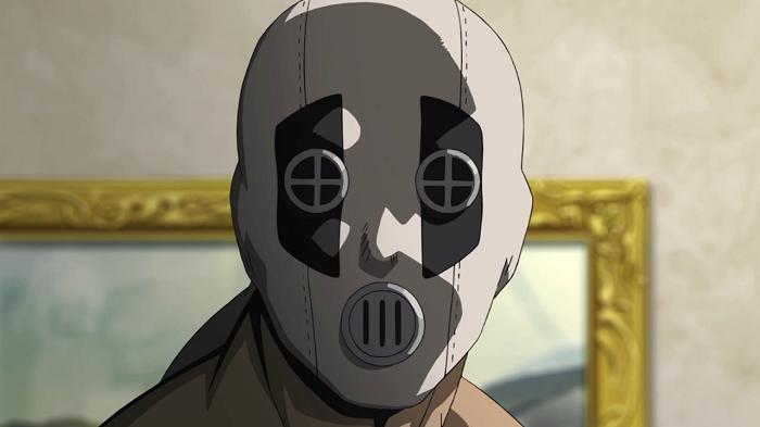 Bols - Akame Ga Kill - Top 10 Iconic Masks in Anime