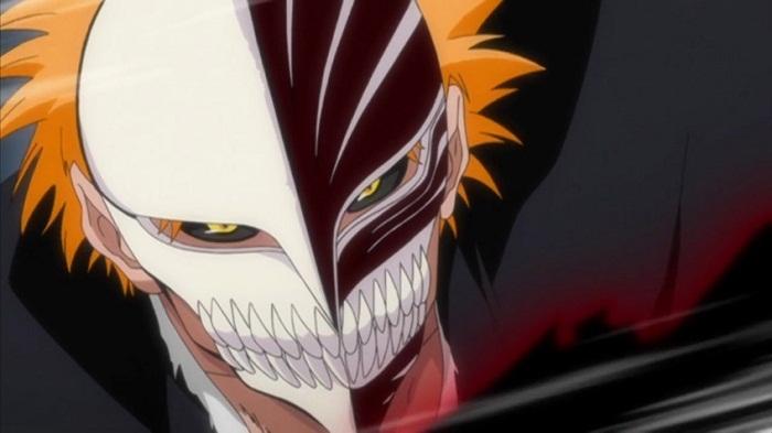Ichigo - Bleach - Top 10 Iconic Masks in Anime