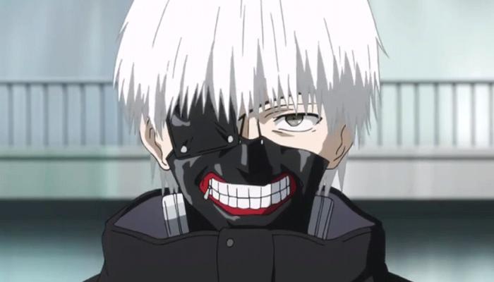 Kaneki - Tokyo Ghoul - Top 10 Iconic Masks in Anime