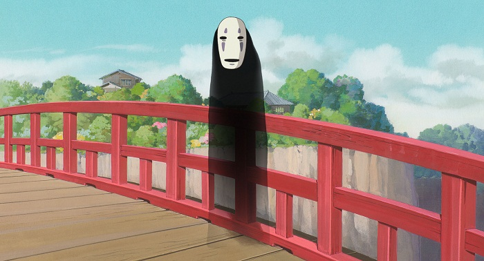 No Face - Spirited Away - Top 10 Iconic Masks in Anime