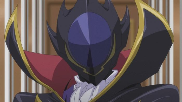 Zero - Code Geass - Top 10 Iconic Masks in Anime