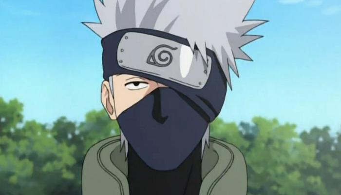 Kakashi - Naruto - Top 10 Iconic Masks in Anime