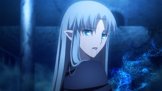 [Fate Stay Night: Unlimited Blade Works] Caster - Looking Back