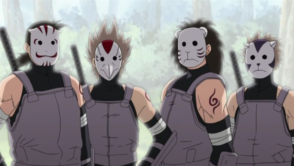 Top 15 Most Iconic Anime Masks Myanimelistnet