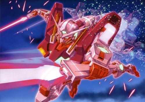 Mobile Suit Gundam 00 Exia Gundams
