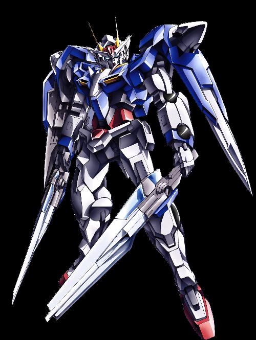 Mobile Suit Gundam 00 00 Gundams