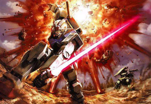 Mobile Suit Gundam Gundams
