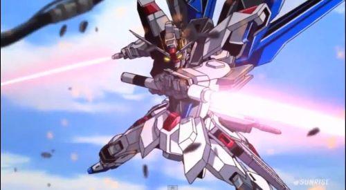 Mobile Suit Gundam SEED Freedom Gundams