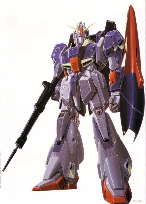 Mobile Suit Zeta Gundam Zeta Gundams