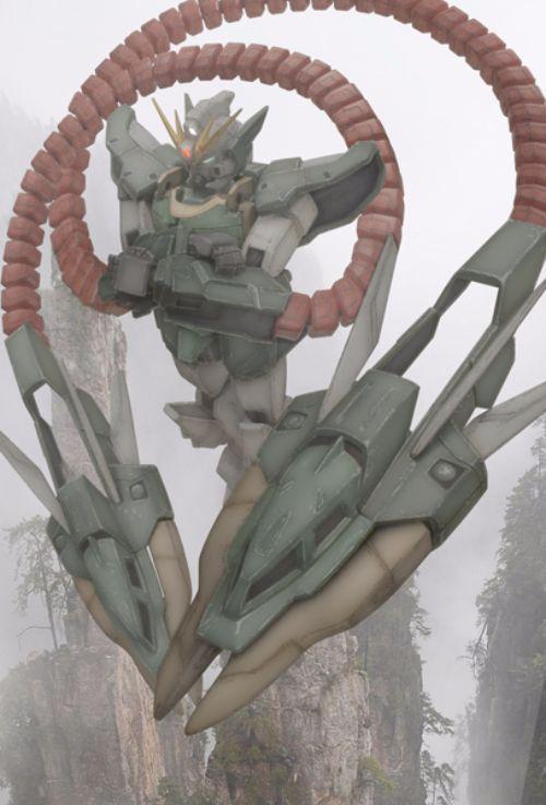 Mobile Suit Gundam Wing Altron Gundam
