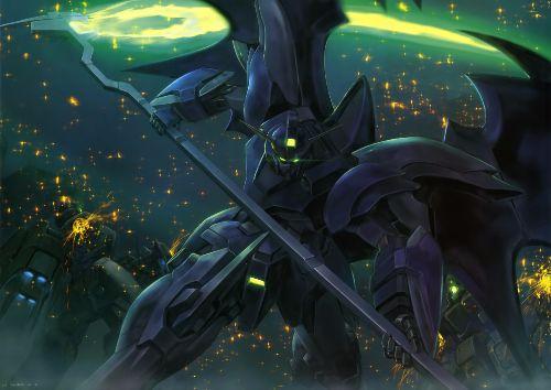 Mobile Suit Gundam Wing Deathscythe Hell Gundams