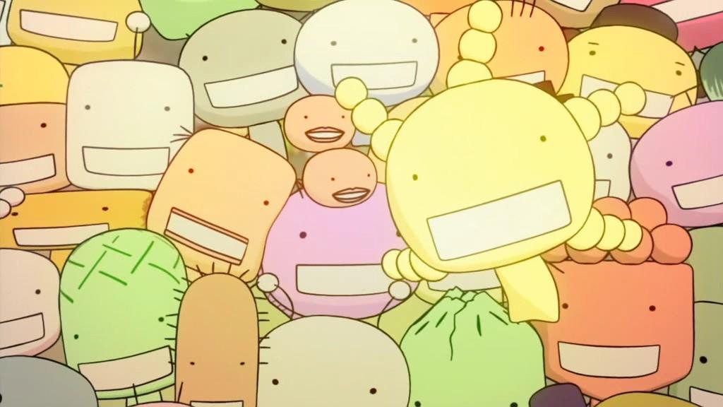 Moyashimon weird anime