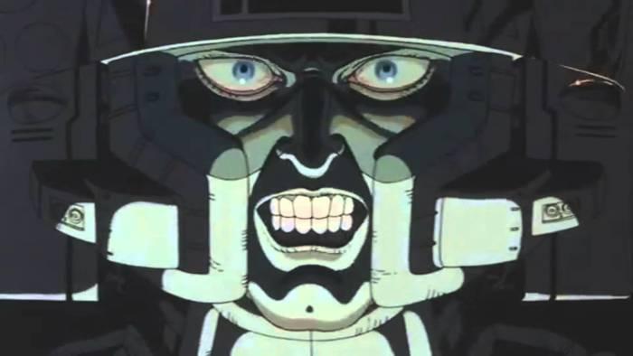 Running Man, Neo Tokyo, Film Noir
