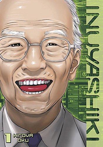 Hiroya Oku on Inuyashiki