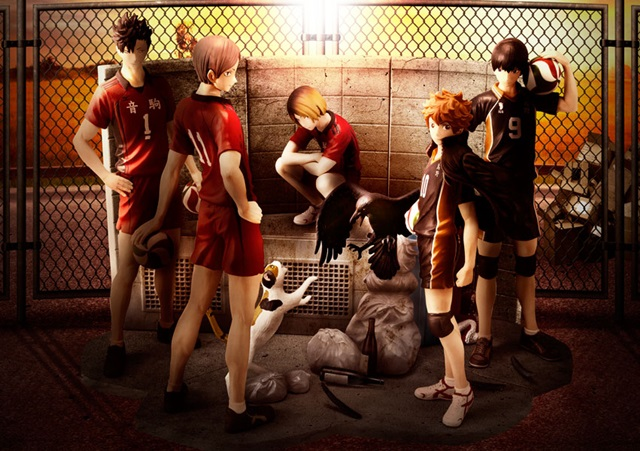 Haikyuu Battle of the Trash Heap Rinkya