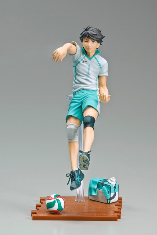 Haikyuu!! - Players Series: Tooru Oikawa 1/8 Complete Figure Rinkya