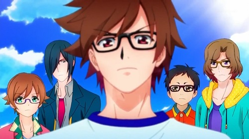 Eyeglasses Club, Meganebu!, Anime Club