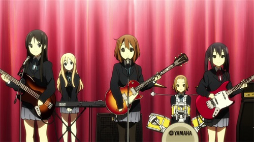 Light Music Club, K-On!, Anime Club