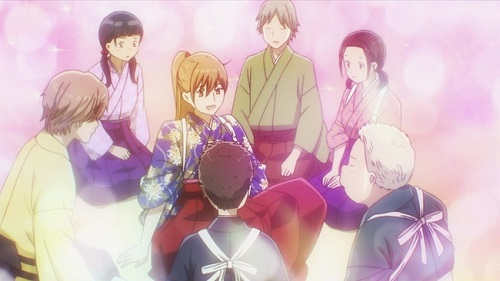 Mizusawa High School Karuta Club, Chihayafuru, Anime Club