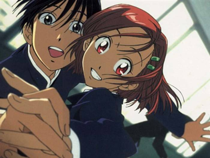 shoujo anime, Kare Kano, His and
