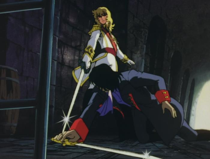 Shoujo Anime, Rose of Versailles, Marie Antoinette, Oscar François de Jarjeyes, Hans Axel von Fersen