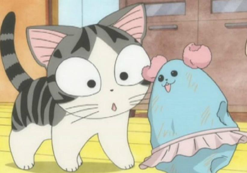 Chi's Sweet Home: Atarashii Ouchi, Chi