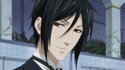 Sebastian from Kuroshitsuji Black Butler is the best husbando!