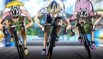 Yowamushi Pedal 2013 anime