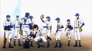 Diamond no Ace 2013 anime