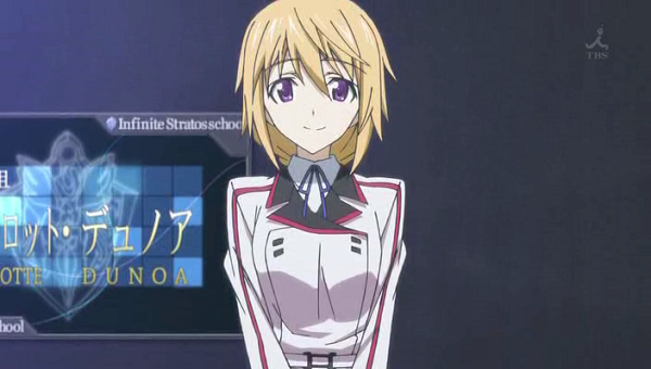 Charlotte Dunois Infinite Stratos