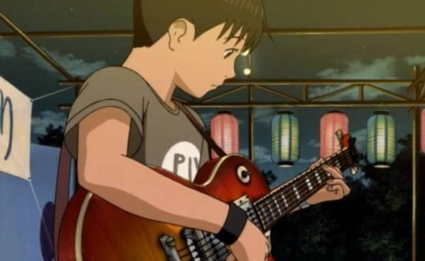 Beck rock anime music