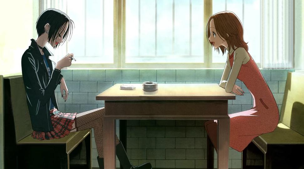 Nana sad anime